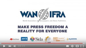 WAN-IFRA partners with human rights organisation worldwide
